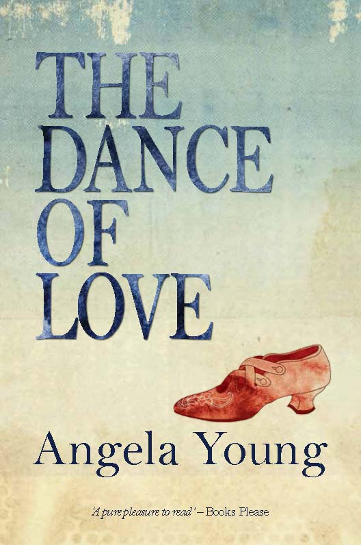 Dance of Love, The - FRONT cover FINAL (2)
