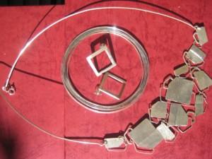 Corfu silver jewellery